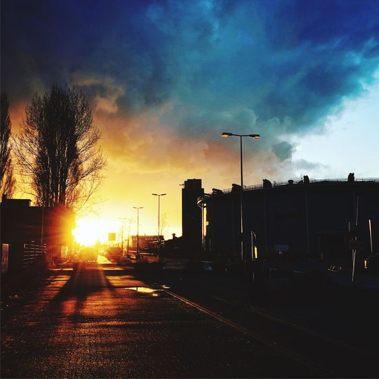 Skyline rotterdam Fire city citylife Art First Eyeem Photo