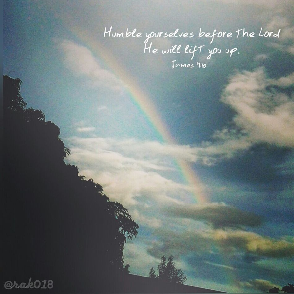 Thank You Lord for this day! Amen Captured Rainbowaftertherain Naturesperfection Godsgift Lifeslittlejoys Lifeslittlehappiness