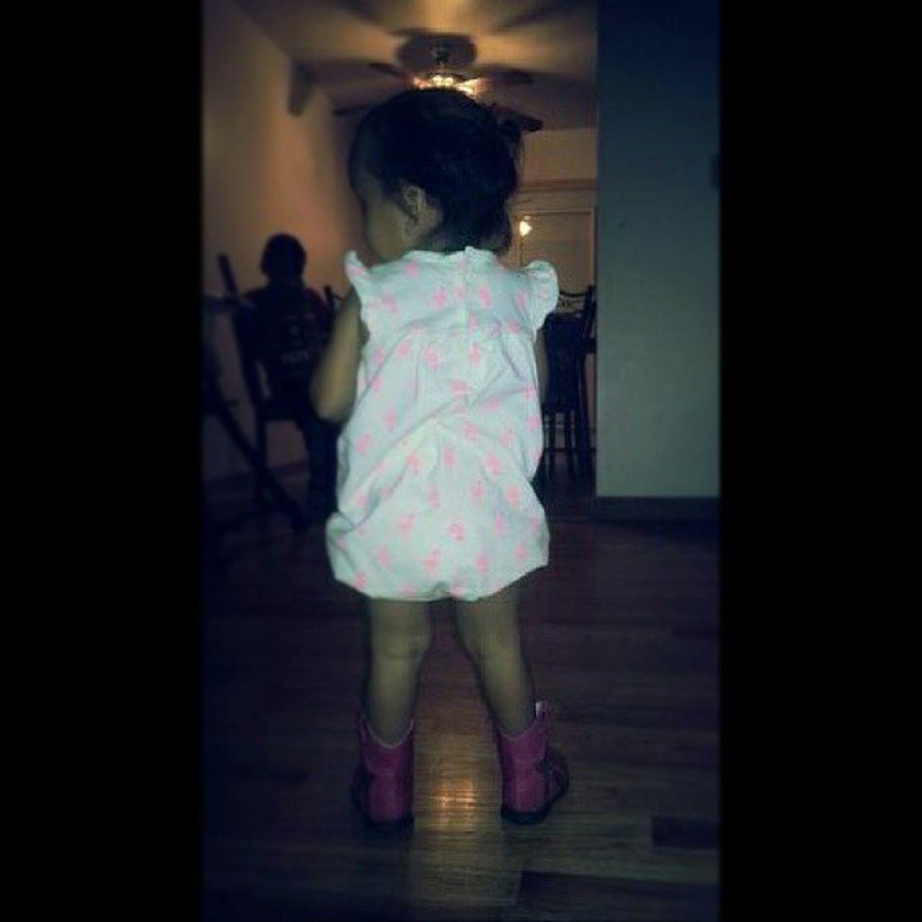 ZanaBana Babysitter Loveher Pinkboots