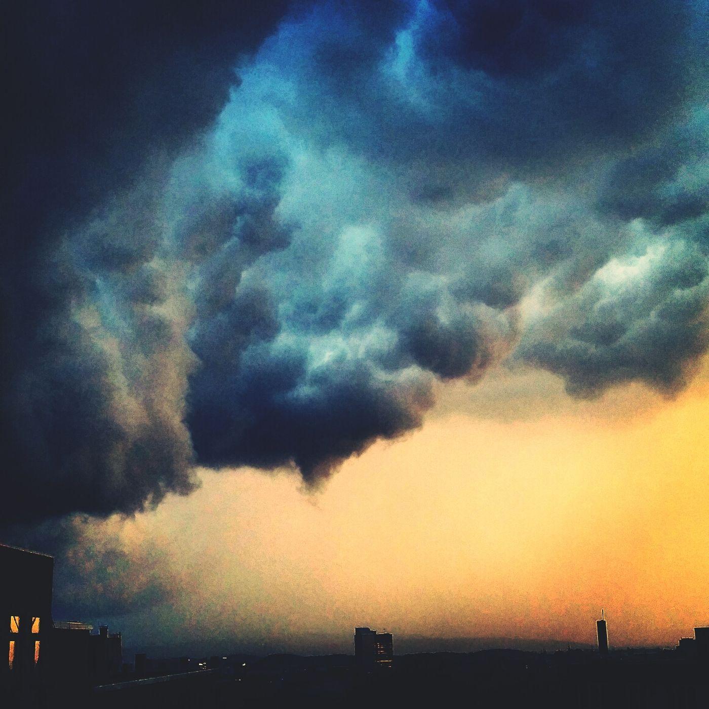 My View Rosenhoff Thunderstorm