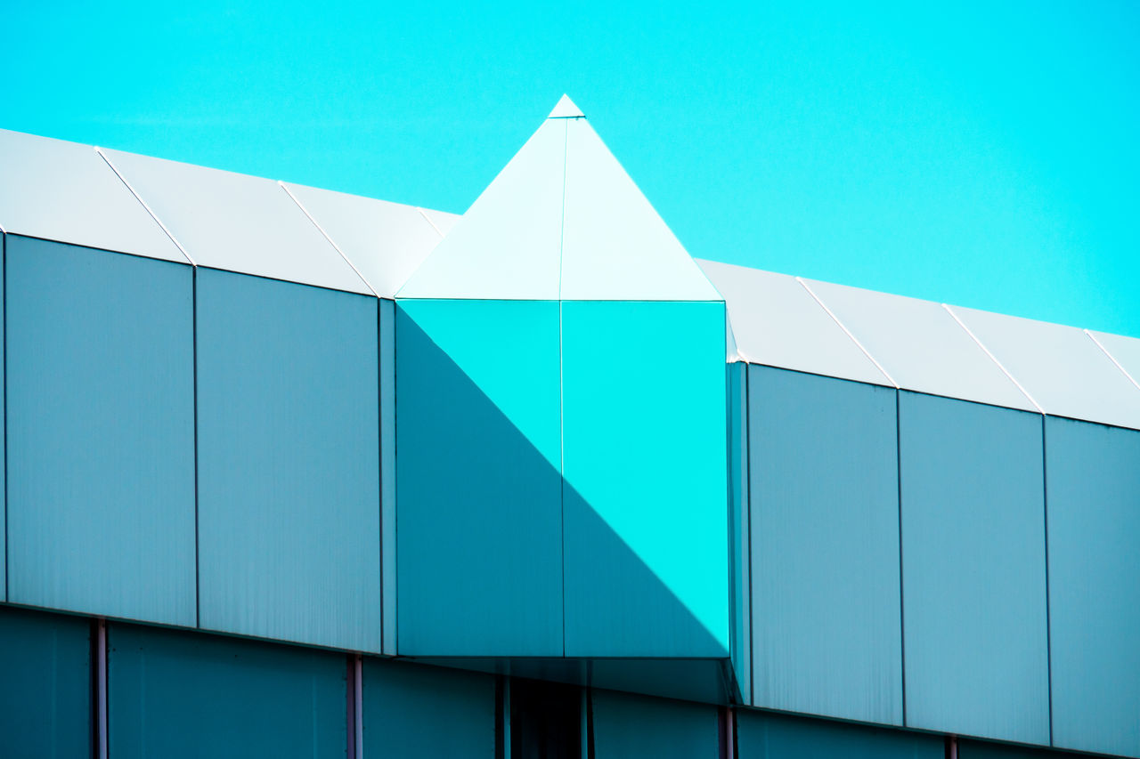 blue variations Architecture Architecture Blue Close-up Day Minimalism Minimalist Architecture Minimalobsession No People Pattern