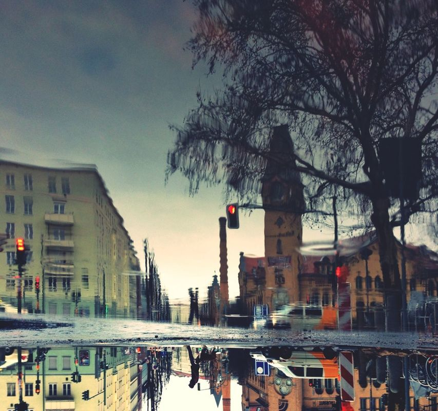 Puddleography by jn_