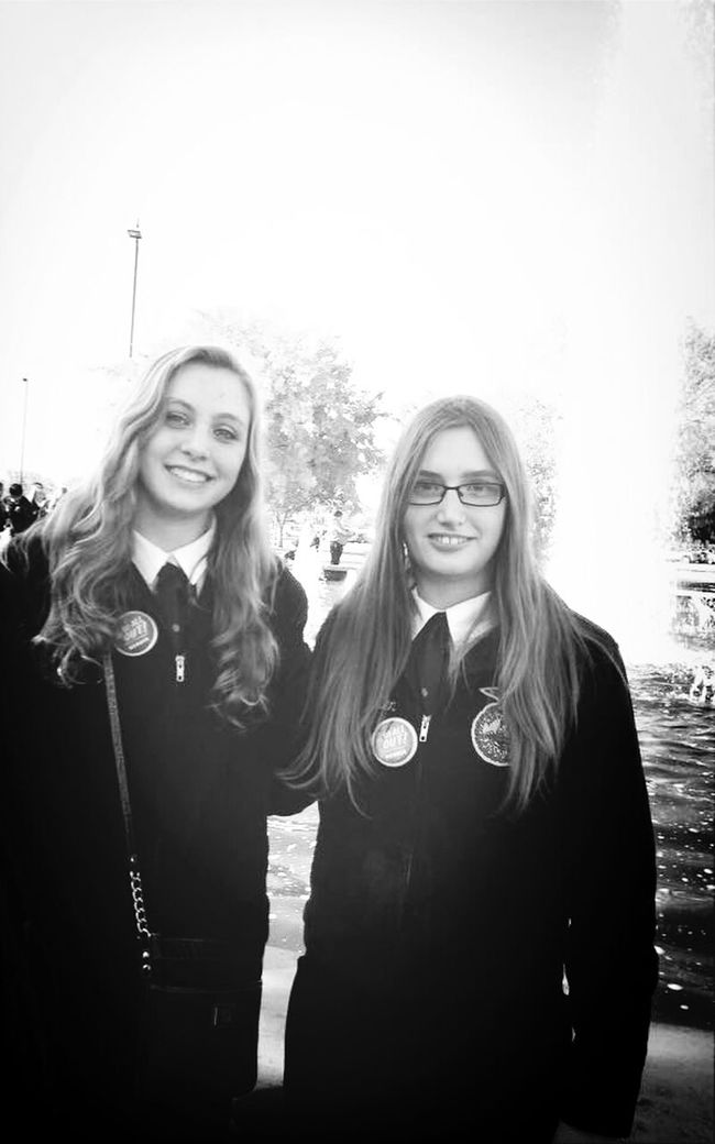 I miss all my friends I made at the National Convention for FFA FFA Friends FFA Family♥ Chapter Reporter