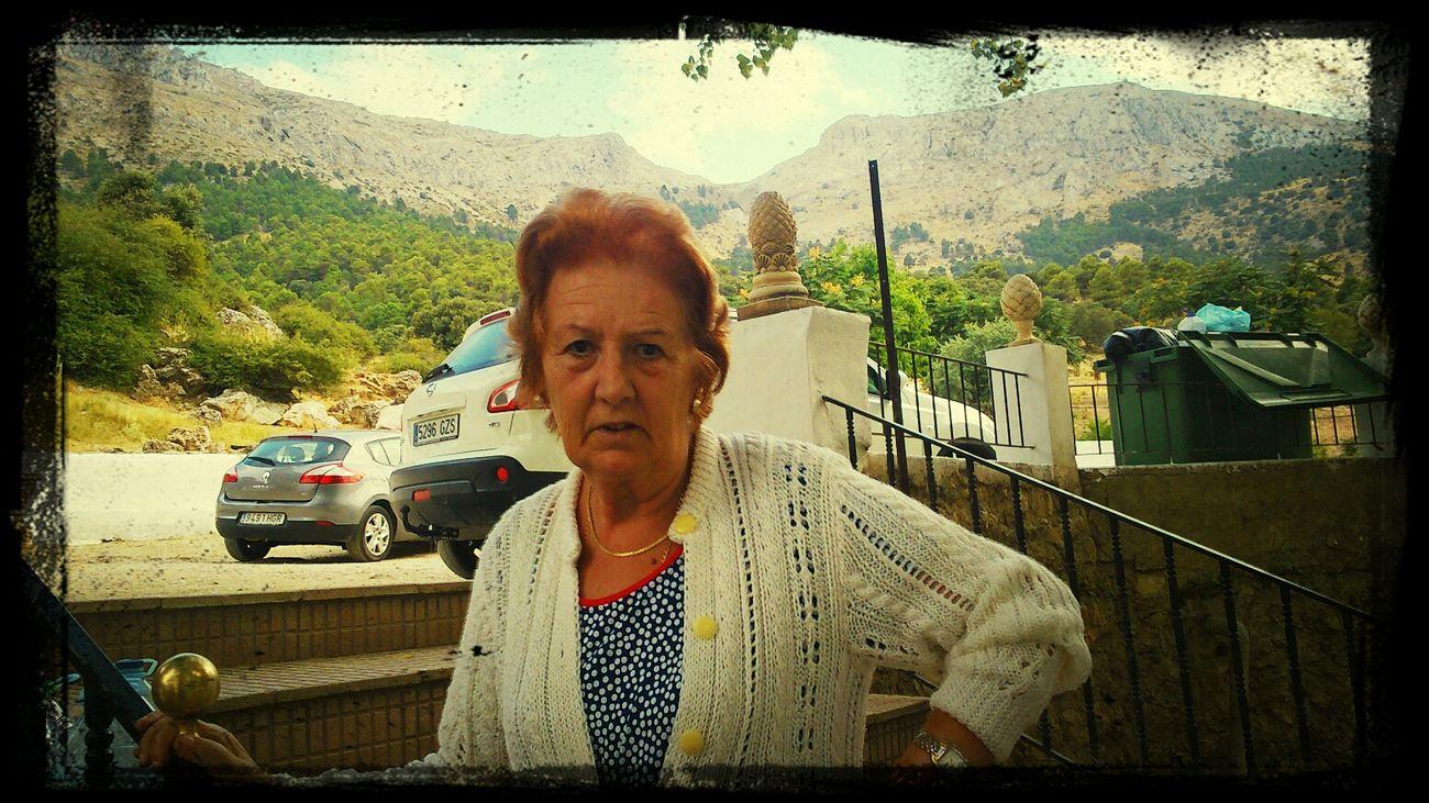 mi tía Dolores