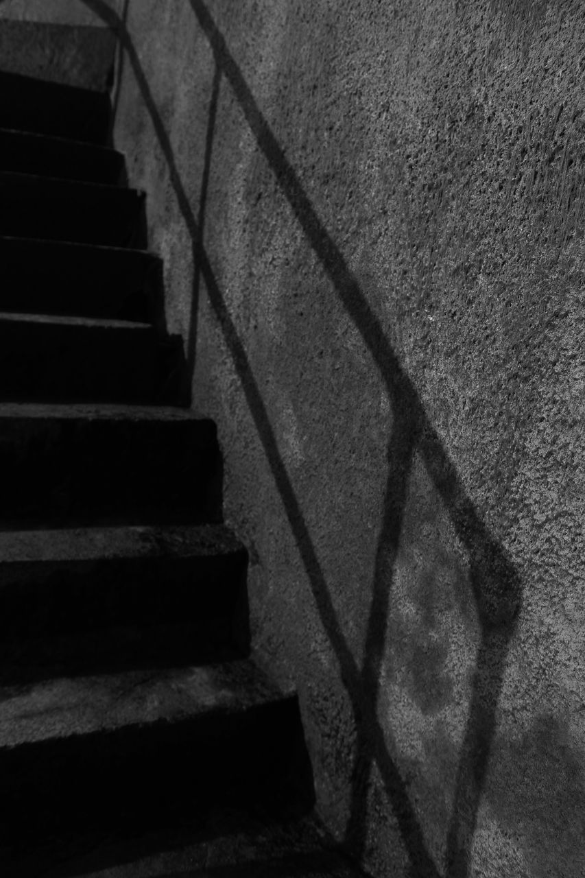 steps, steps and staircases, staircase, stairs, no people, day, architecture, shadow, outdoors, built structure, hand rail