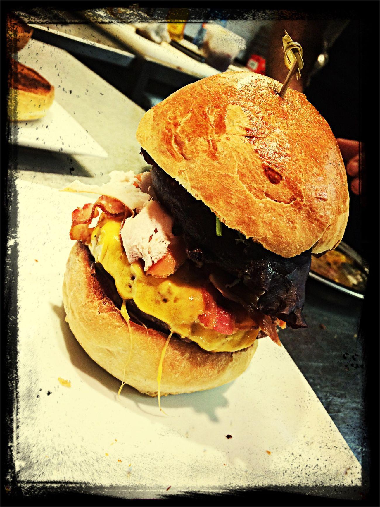 Smack that burger!!!