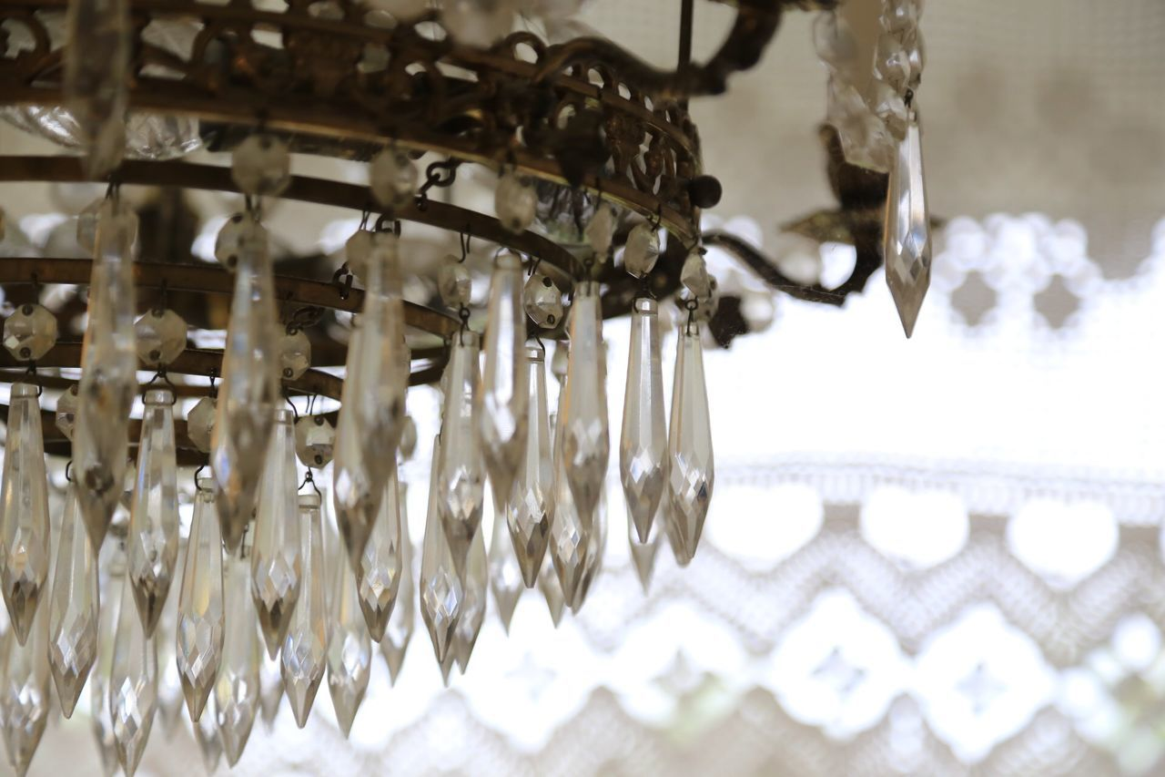Chrystal Chrystal Light Close-up Day Design Detail Details Focus On Foreground Gear Glass Indoors  Interior Design Lamp Light Light And Shadow Material No People Ornamental