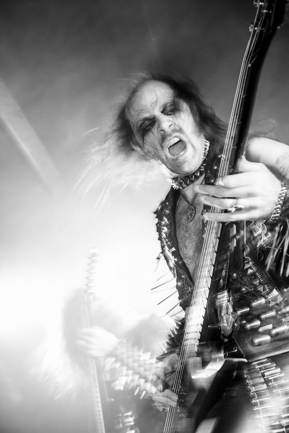 Nifelheim, the most Metal Band ever. Concert Concert Photography Music Photography  Bergen Norway Norge Heavy Metal