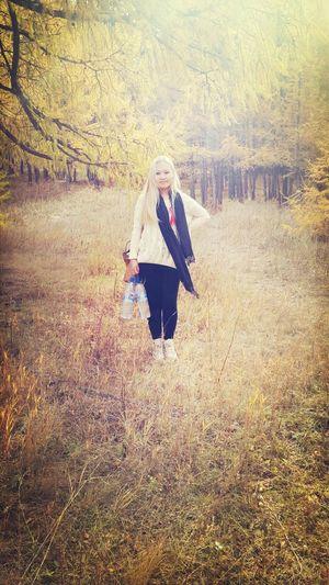 Travelling Autumn Colors Me
