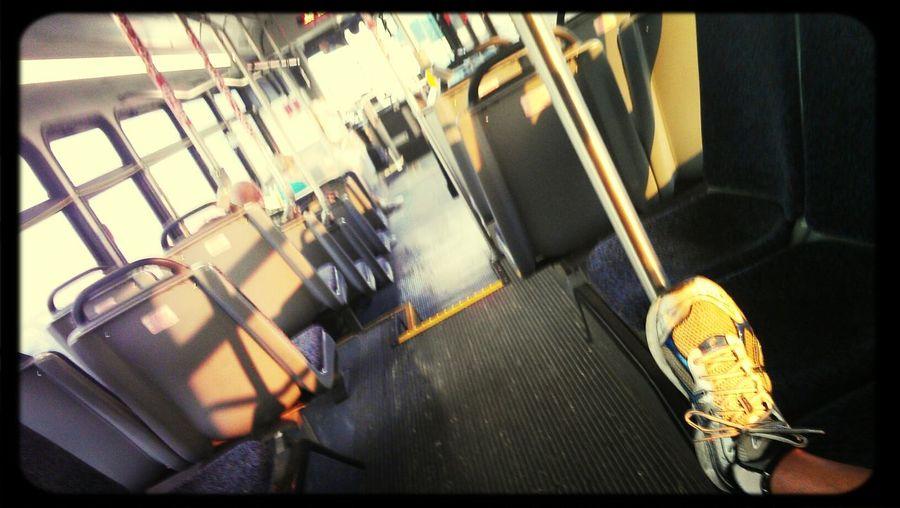 Bus Ride Cota Cotabus Goodmorning World