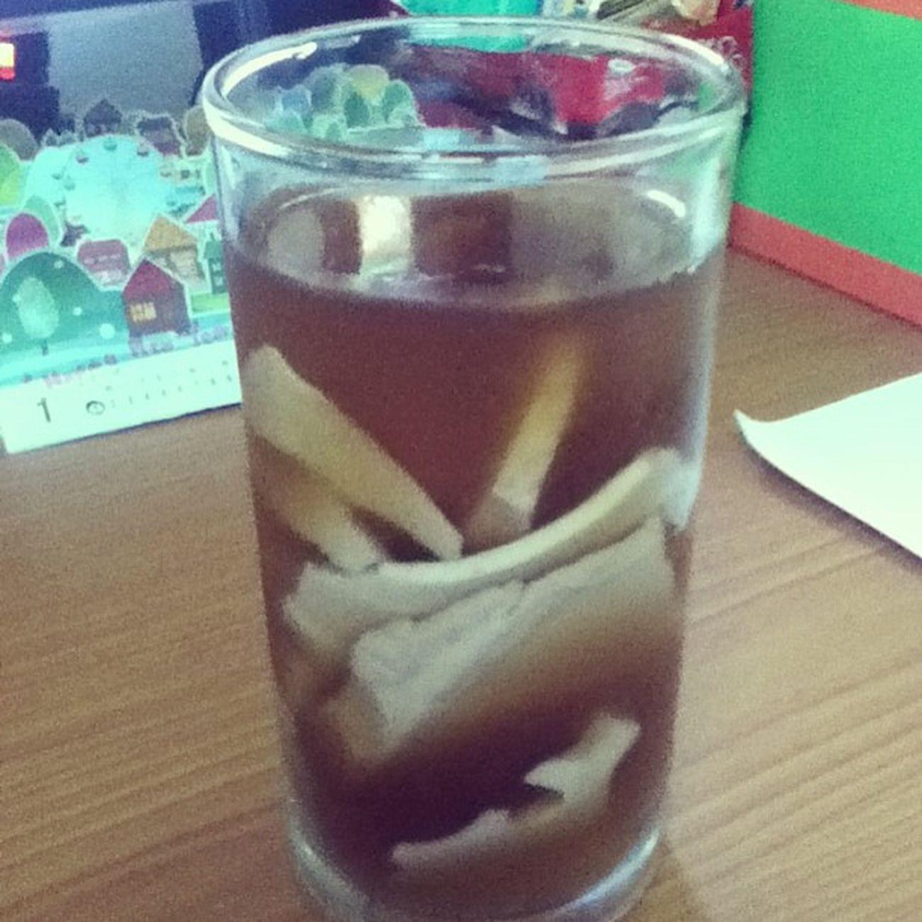 เต้าฮวย น้ำขิง ร้อนคอดี ปวดไมเกรนแต่เช้า มันช่วยมั้ยมะรู้ แต่ช่วยให้หายหิวได้