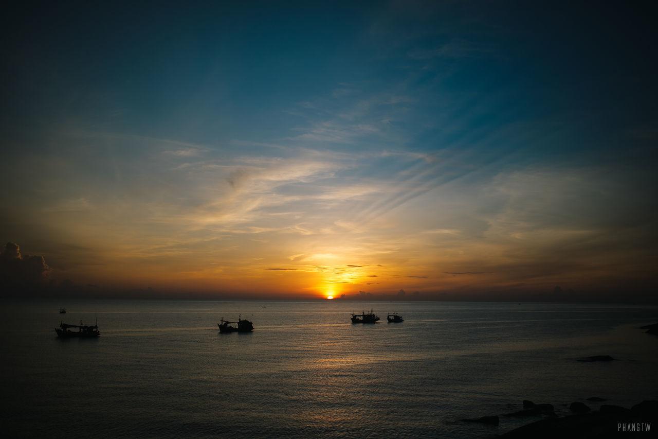HuaHin Sea@Thailand