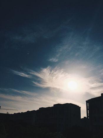 太阳眼。 Sun Set Eye Soaking Up The Sun