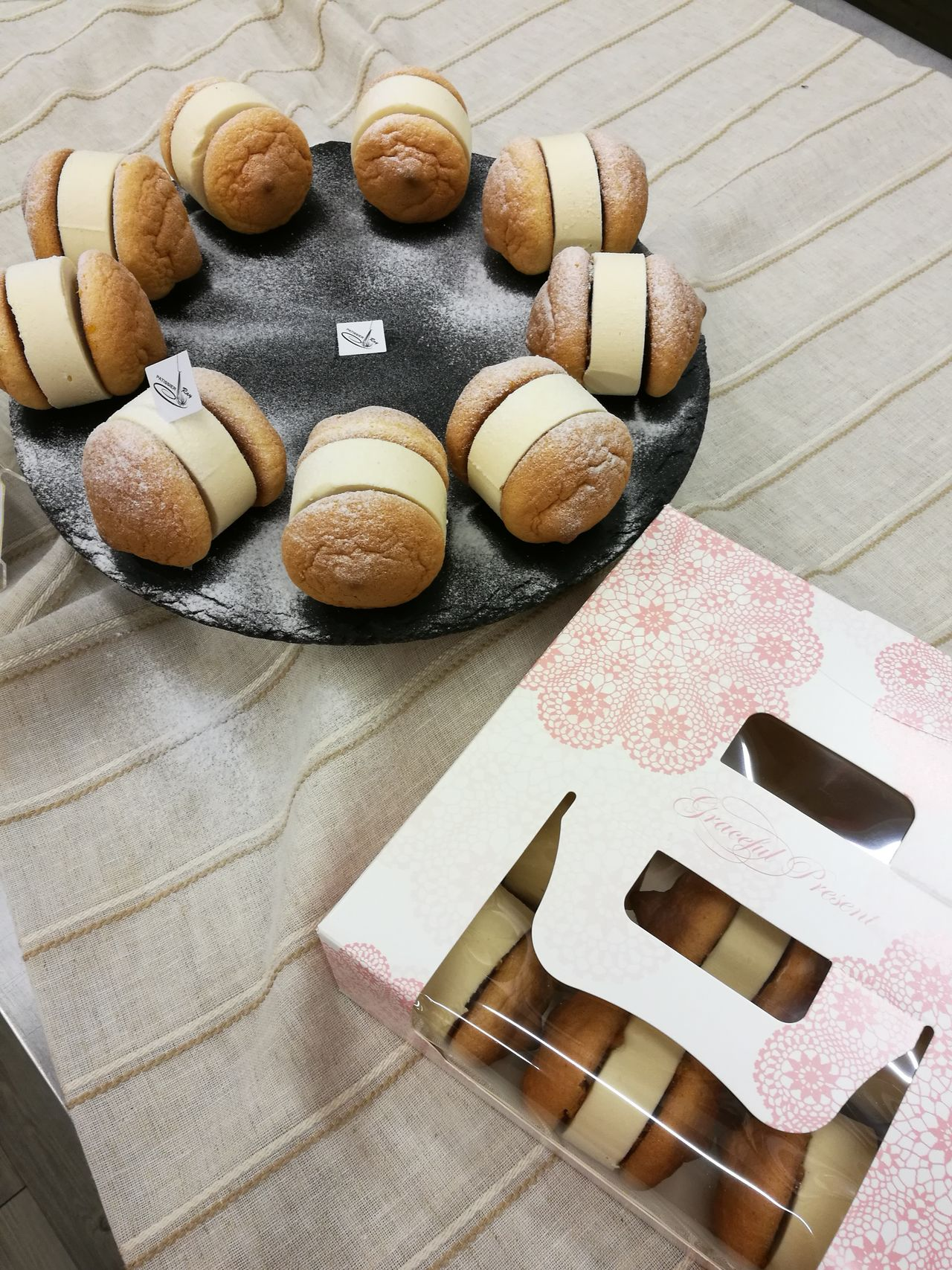 Food Deessert Nara Wine Cake Pattern Icecream Decoration Box Textures And Patterns Delicious Snow Powder
