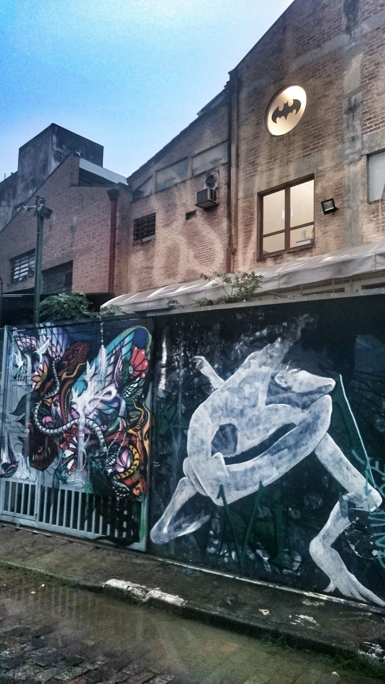 DPassos Streetart Street Art Popular Art
