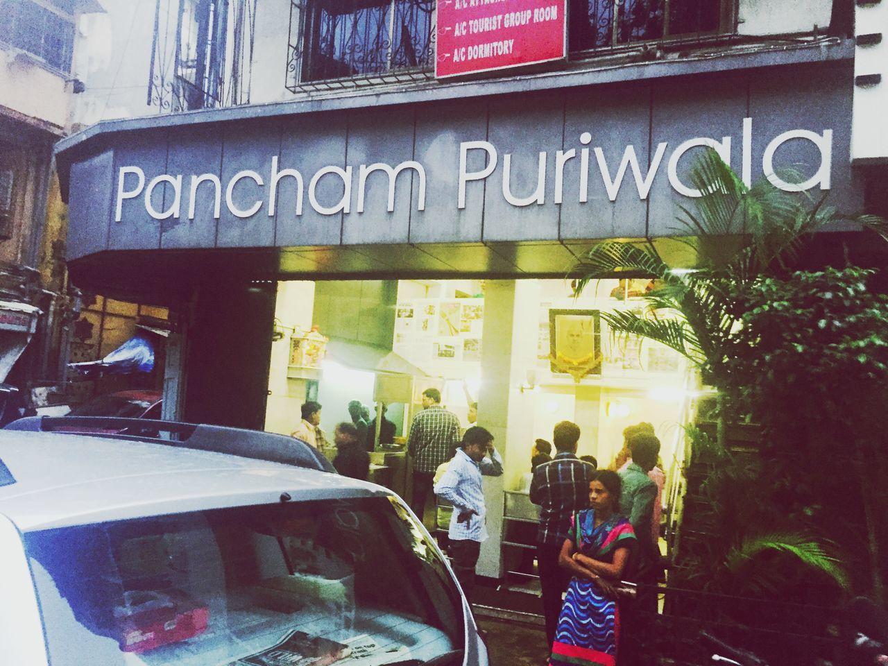 Pancham Puriwala mumbai's favourite lite eating destination for students First Eyeem Photo