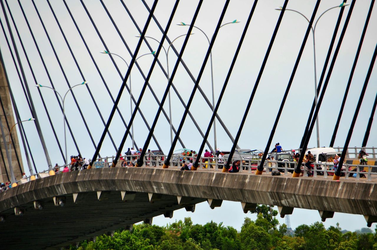 Barelang Barelang Bridge Barelang Bridge In Batam Island Batam