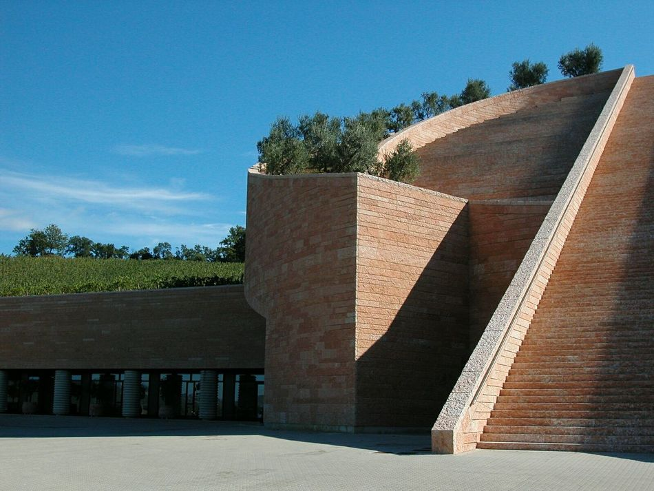 Architecture Winery Cantina Petra Tuscany Mario Botta Geometric Shapes Precision Amazing Architecture The Architect - 2015 EyeEm Awards The Architect - 2016 EyeEm Awards