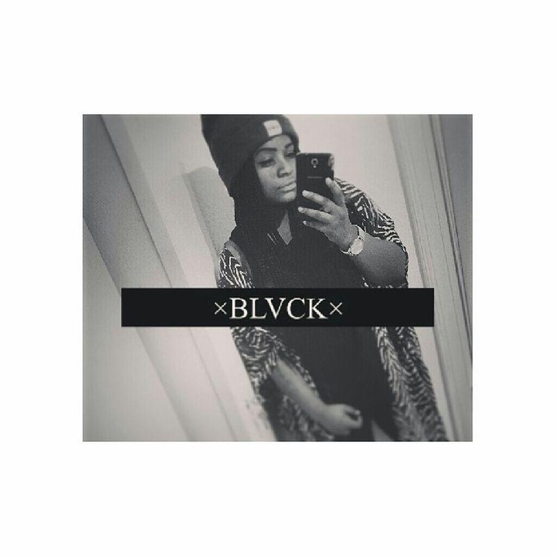 Blackandwhite Fashion Black All BLVCK