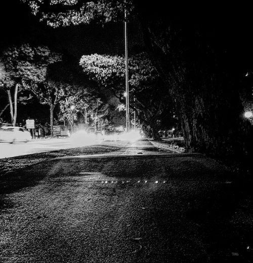 Glowing Illuminated Motion Mystery Night Nightphotography Outdoors Street Street Light Streetphotography The Way Forward