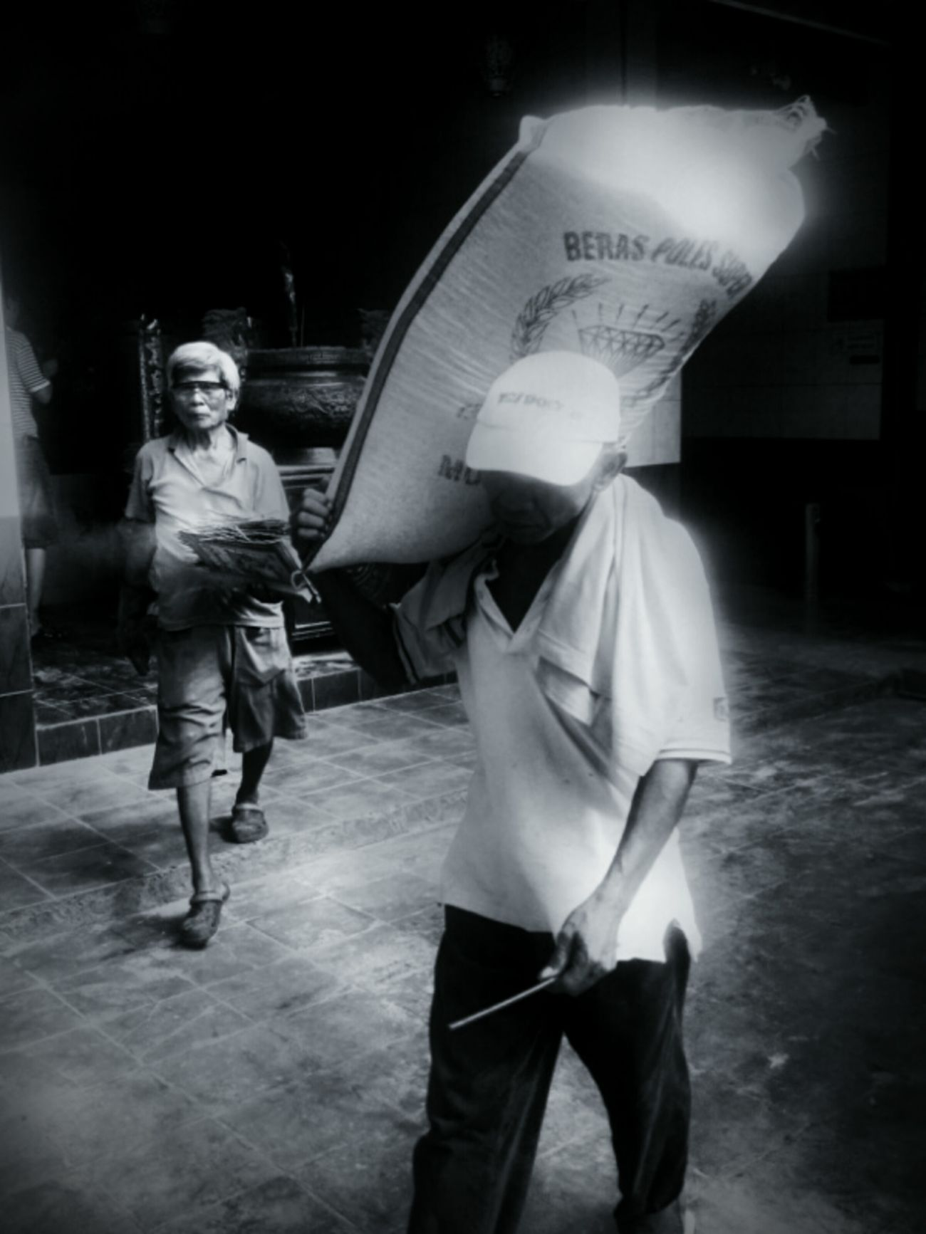 Black And White Street Photography ID-andrography Android Photography
