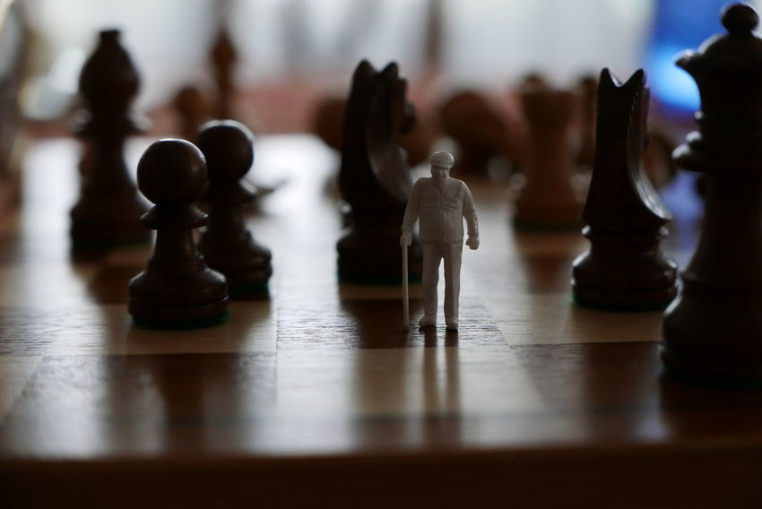 Chess Chess Board Chess Piece Close-up Day Indoors  King - Chess Piece Knight - Chess Piece No People Pawn - Chess Piece Queen - Chess Piece Strategy