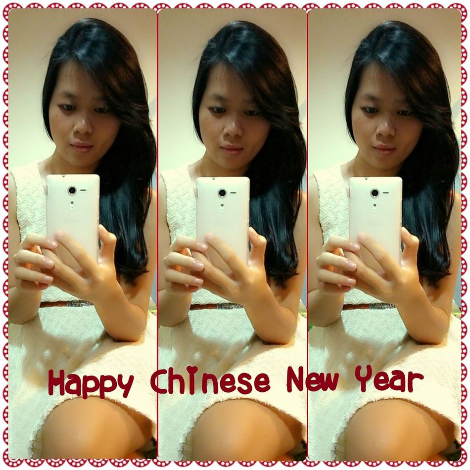 Happy Chinese New Year?? That's Me Hi! Taking Photos Hello World