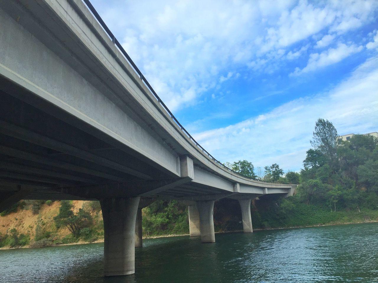 Redding, Ca Sacramento River California Bridge