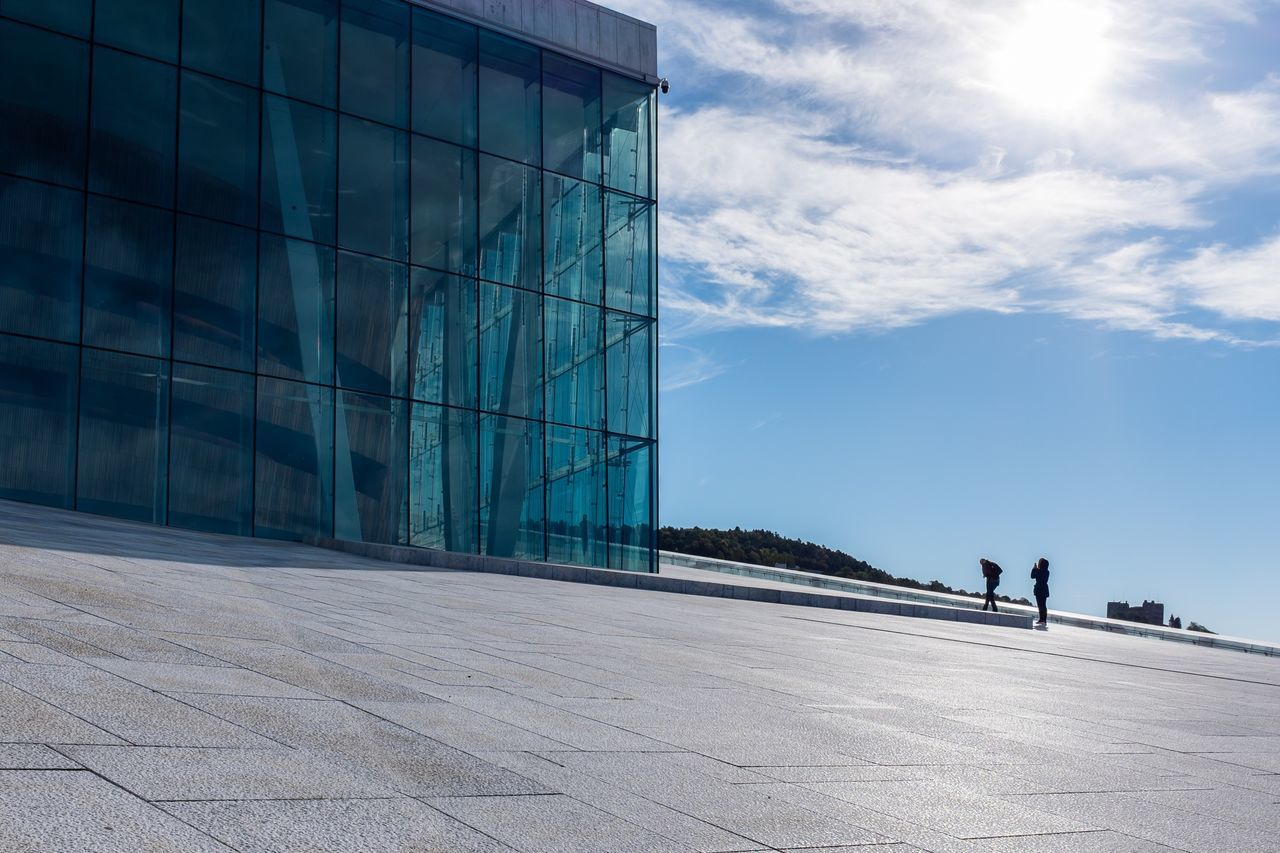 Beautiful stock photos of norway, architecture, built structure, sky, day
