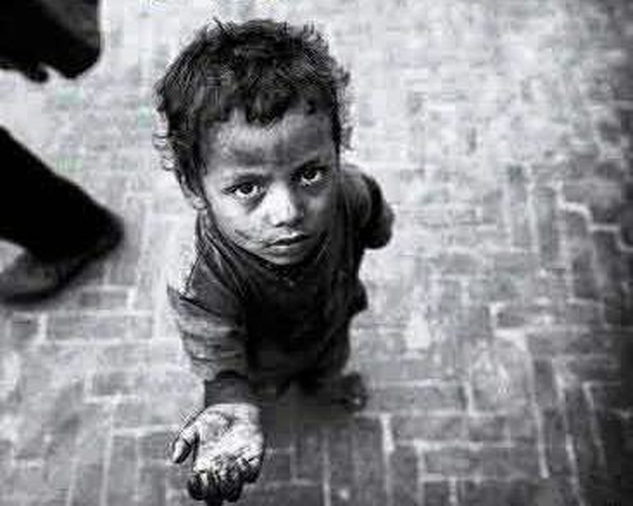 Please help me I'm so hungry Hungry Peace And Love Rich VS Poor Poor Kids