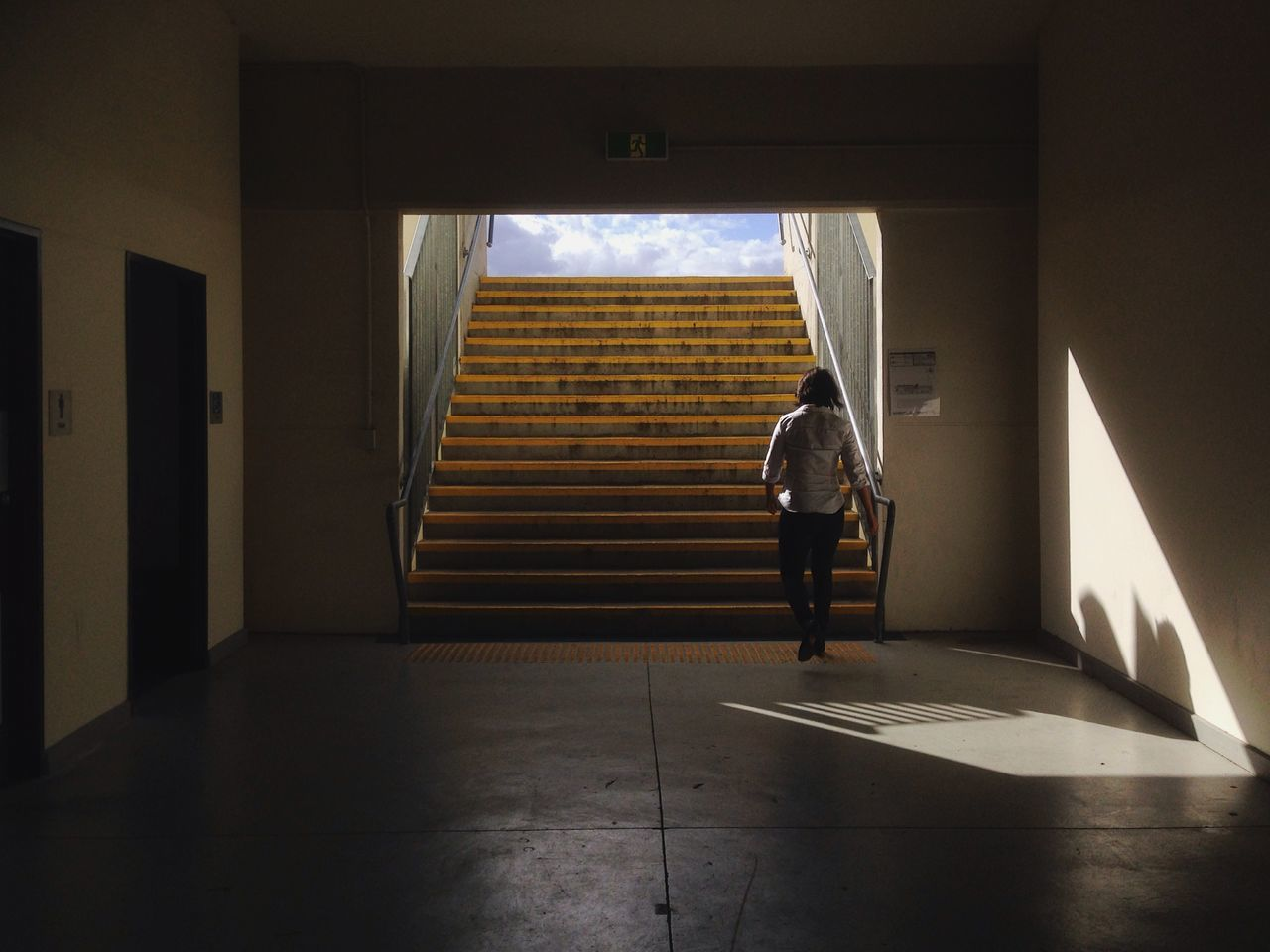 Beautiful stock photos of walk, Architecture, Australia, Built Structure, Corridor