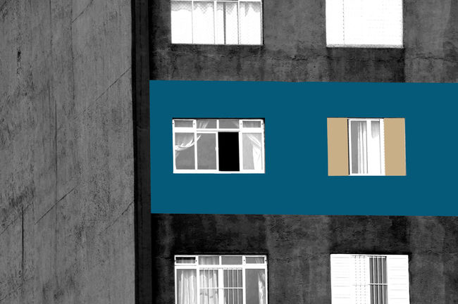 Architecture Compositions Manipulated