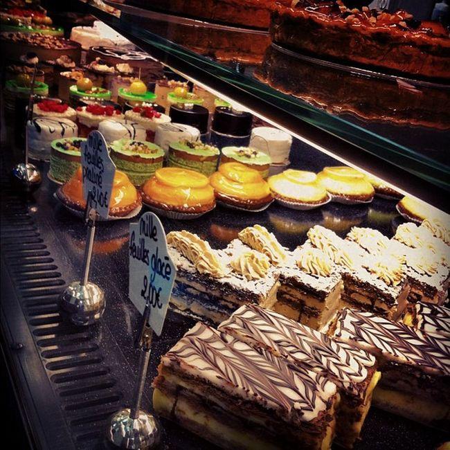 Today´s Pastries