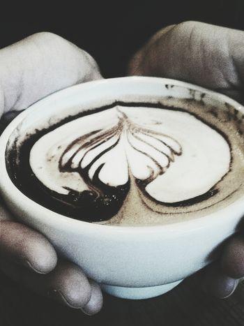 Coffee Skills. Taking Photos Coffee Shop Coffe Time Coffee Friends Love Hello World Enjoying Life Art Drink Coffee