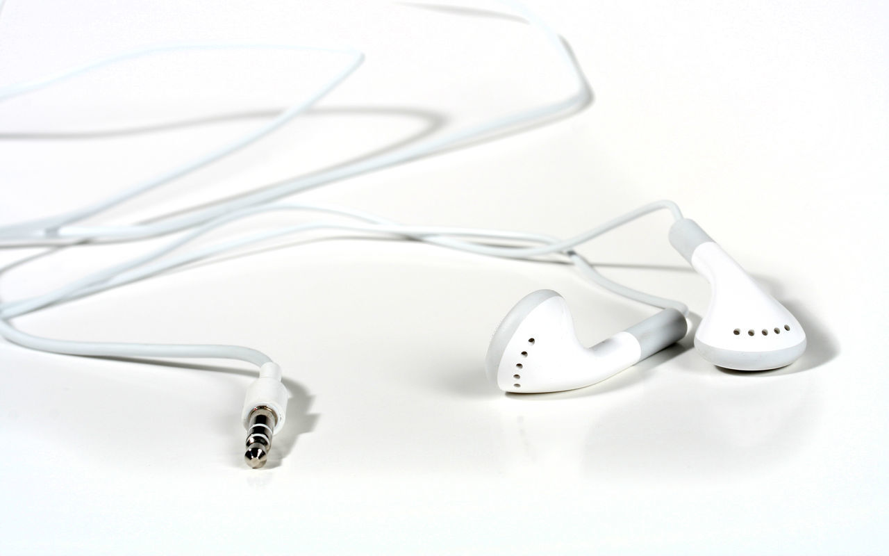 Accesories Cable Close-up Commercial Ear Earplugs Equipment Jack Man Made Object Music No People Object Plug Still Life Studio Studio Shot Telephone White White Background