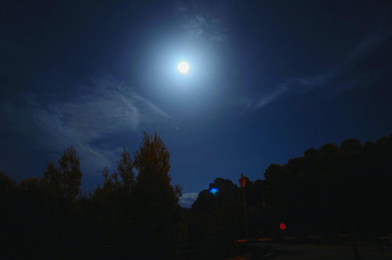 Sidi M3afa Oujda Night Photography Oujda City, Morocco Moon And Stars Sky Beautiful سبحانك ربي Night Full Moon