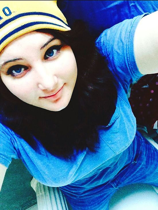 Go Vandals♡ Beanieswag ThatsMe Blues Selfie ✌ Early Mornings