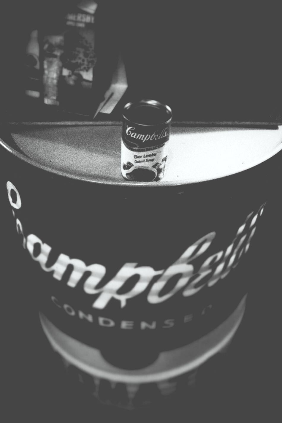 Campbell Soup Sr & Jr