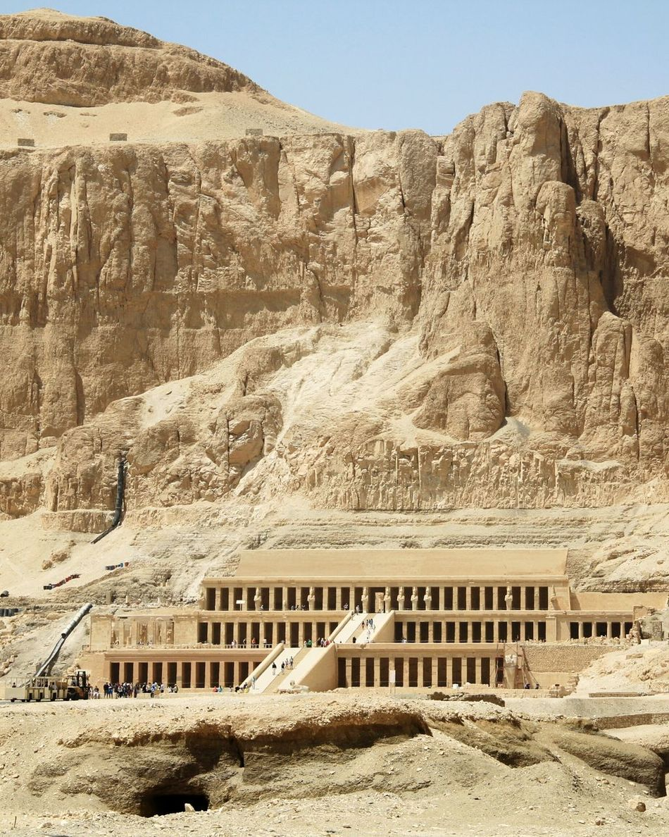 Temple Of Hatshepsut Egypt