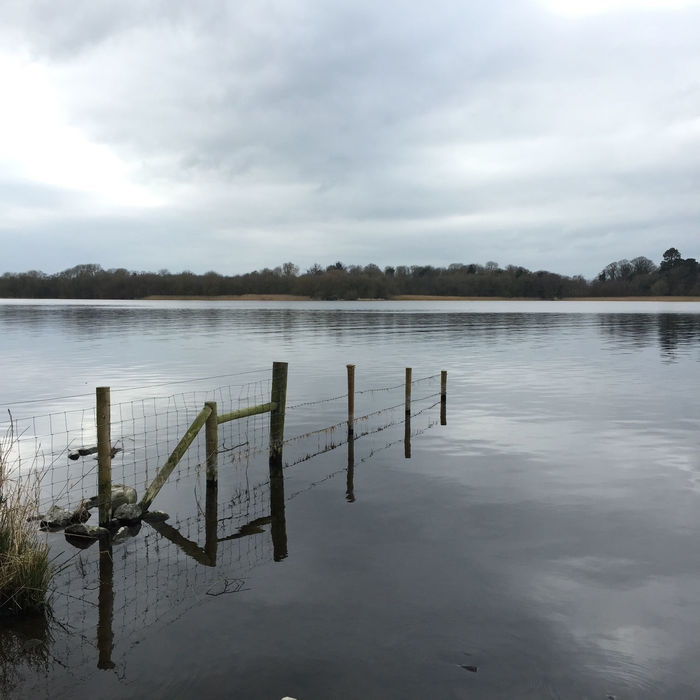 Lough Neagh at Oxford Island Beauty In Nature Cloud - Sky Day Lake Nature No People Northern Ireland Outdoors Oxford Island Scenics Sky Tranquil Scene Tranquility Water