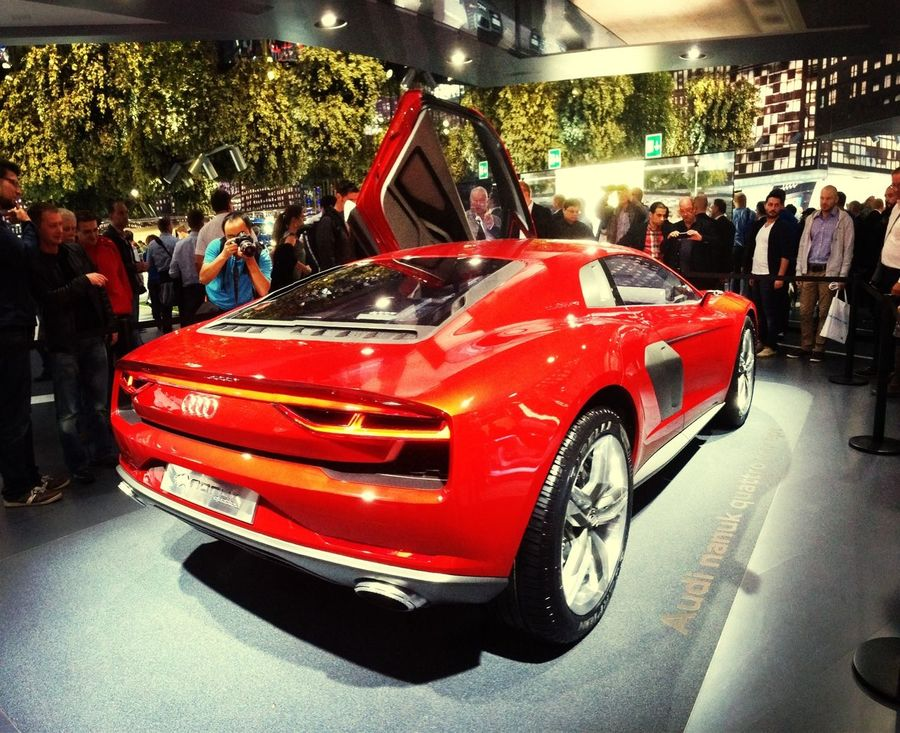 …check out this jaw-dropping @Audi #NanukQuattroConcept! #IAA2013 #Audi