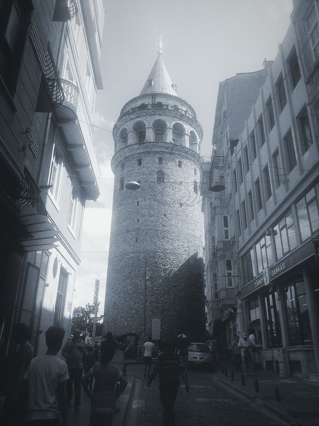 B&w Street Photography Galata Tower Streets MyPhotography Traveling Luxury Istanbul Turkey Woman Eye Kitapkokusu High Lights Kriselfy Photograpy Hello World LG G3photography Istanbuldayasam HelloEyeEm Work Director EyeEm Best Shots Mekan Lifestyles