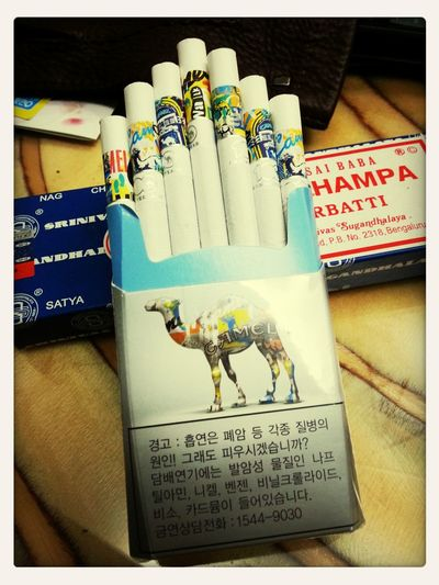CAMEL Limited Edition Tobacco