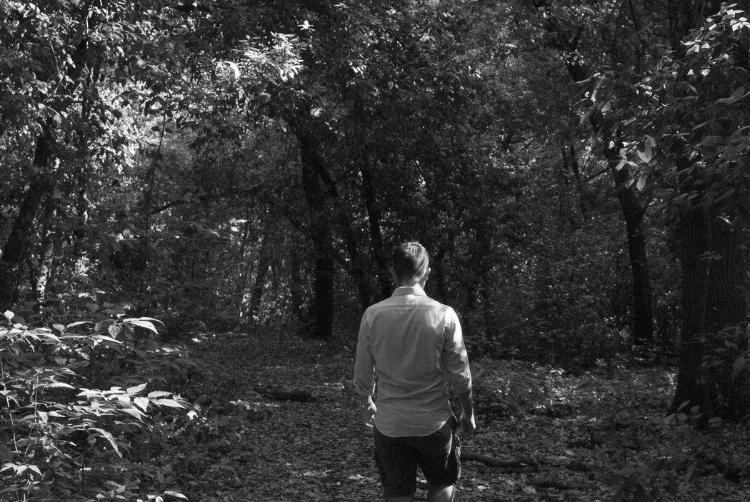 Villa Pamphili Black And White Natural Light Wood