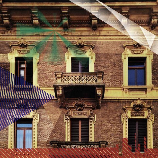 Strange beauty 13 NEM Architecture Mob Fiction
