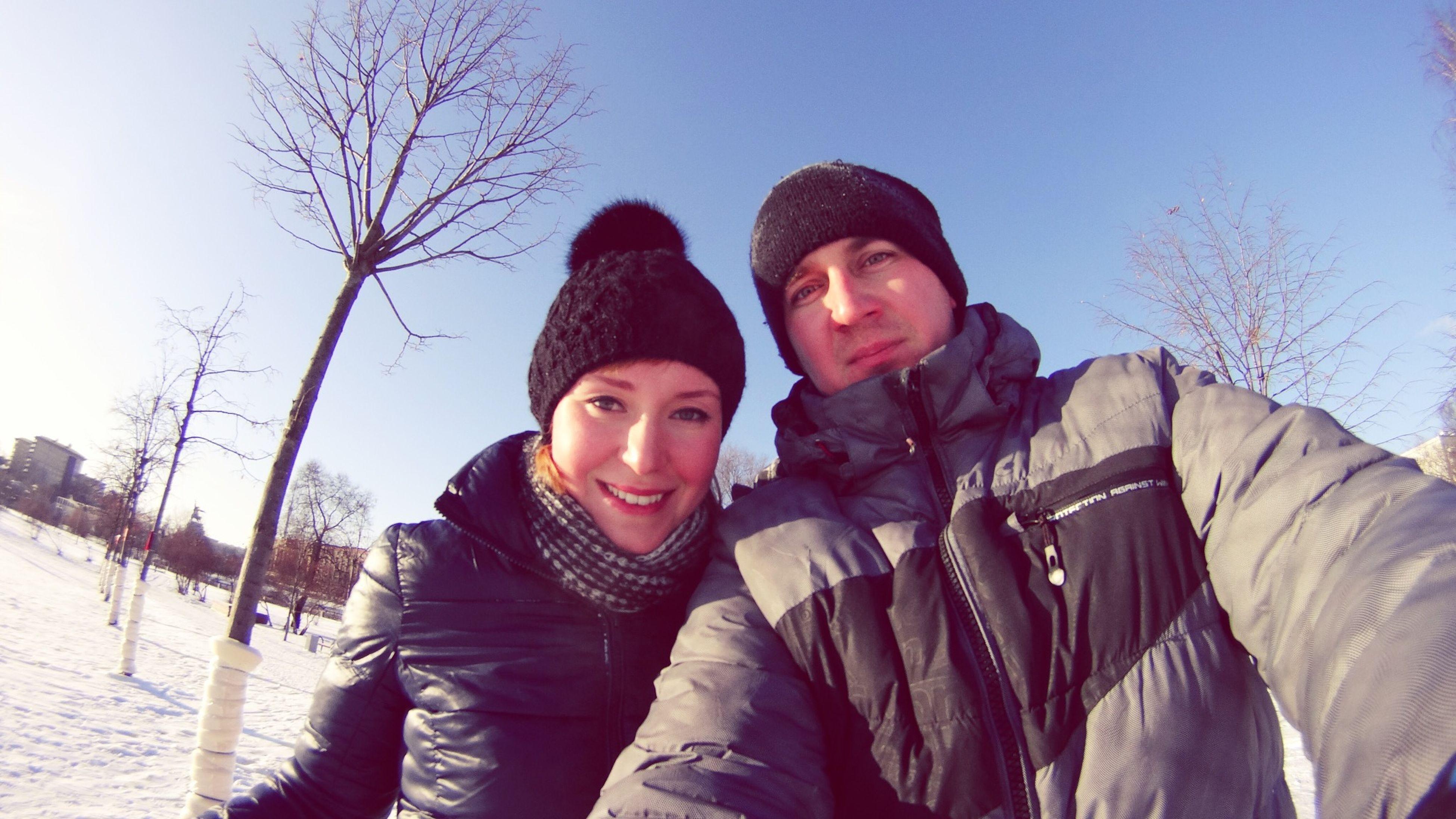 Sunny Winter Day First Eyeem Photo
