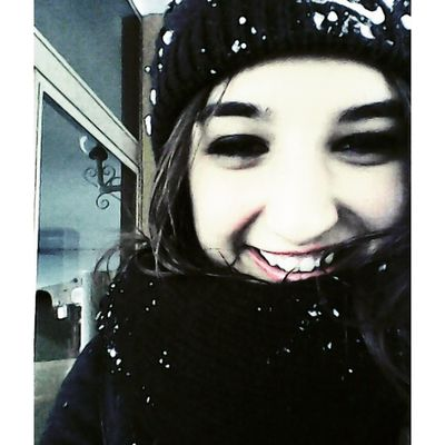 Snow. ❄⛄ Piccolame Snow Love Happy Fiocchi  Bianchina Freddo Instagooday Instaplaygame Instalove