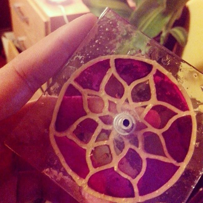 Mandala Souvenir DeMiFiesta PortaSahumerio