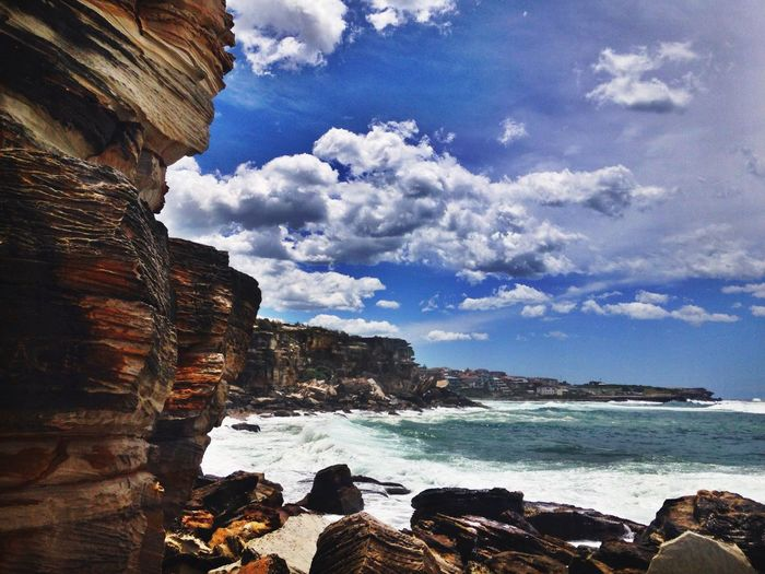 Coogee ➡️ Gordon's Bay Hanging Out Taking Photos Check This Out Beach Beachphotography Water Waves Nature Nature_collection EyeEm Nature Lover