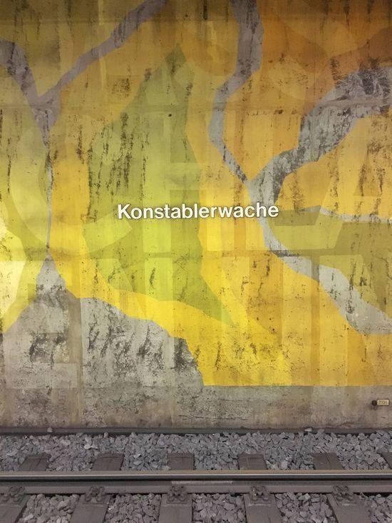 S1 ⇢ Offenbach #Frankfurt #Konstablerwache